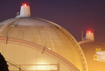 San Onofre Nuclear Generating Station Closed