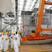 TEPCO shuts down ALPS system at Fukushima Daiichi after contamination found in storage tanks