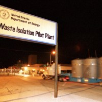 Thirteen workers internally contaminated by leaking radioactive materials at WIPP