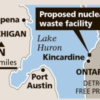 Canada to delay decision on nuclear waste facility on Great Lakes