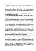 help with my environmental studies creative writing