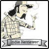 Indie Reviewer Badge