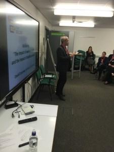 David Crossman, discusses engaging a diverse workforce