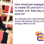 How employee engagement helped to create EE and turn it into the number one 'best big company to work for'
