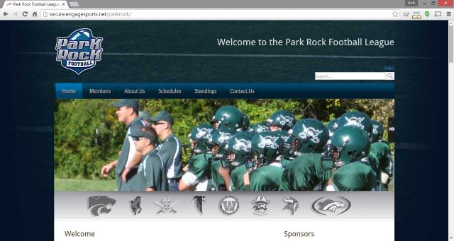 Football League Management Software, Schedule Maker Engage Sports