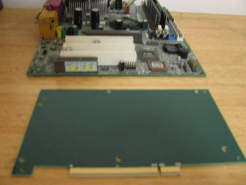 PCI board fabricated below is available from Engineering and Computer ...
