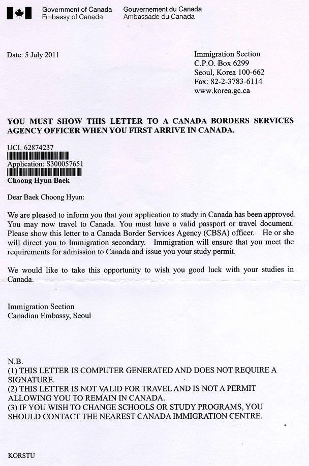 Letter From Sponsor In India For Business Visa Letter Of Acceptance Seneca College And Student Visa