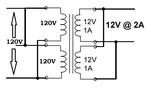 three phase auto changer circuit