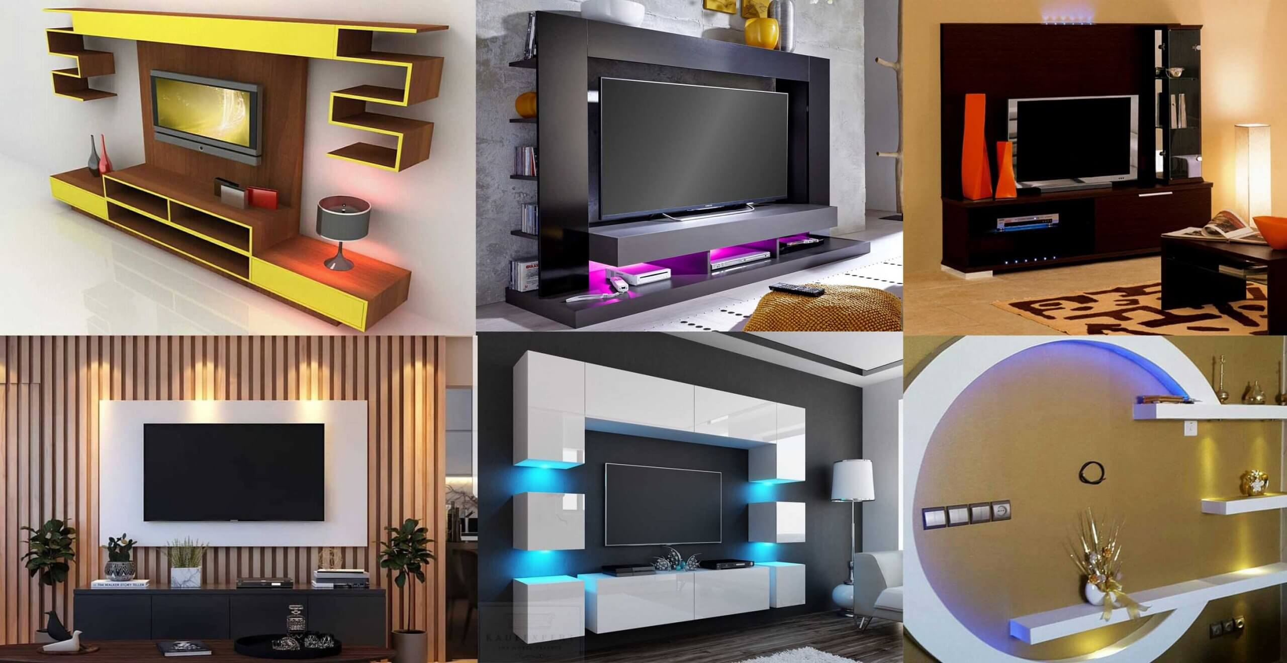 Top 50 Modern Tv Stand Design Ideas For 2020 Engineering Discoveries - Wohnzimmerschränke Modern
