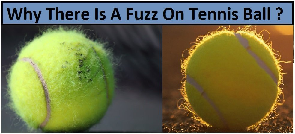 Why Is There Fuzz On A Tennis Ball? - Engineering Insider - why is there fuzz on a tennis ball
