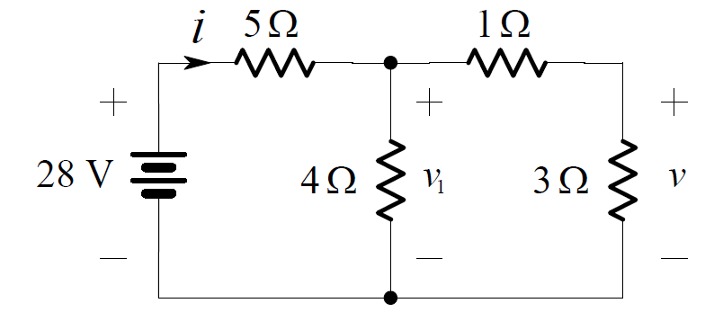resistors in series circuit