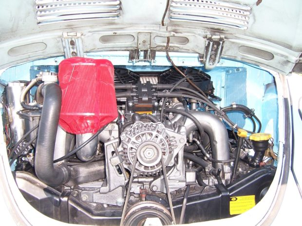 1971 Beetle with a Subaru EJ20 \u2013 Engine Swap Depot