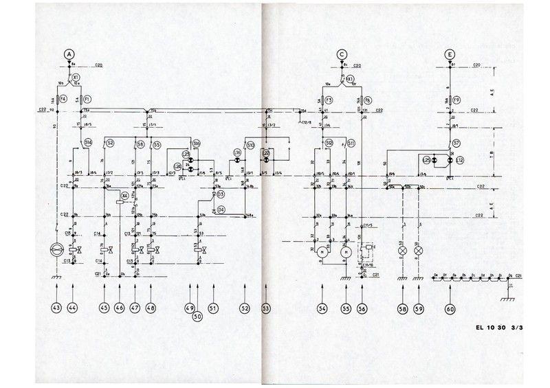 seat schema cablage electrique
