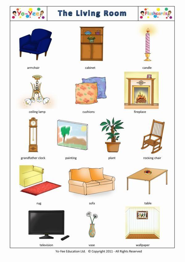Room Furniture Esl