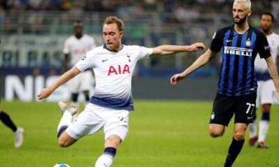 Match facts: Tottenham Hotspur vs Inter (UEFA Champions League) - World - Sports - Ahram Online