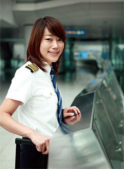 Kids Fall Wallpaper 1st Korean Woman Pilot In China Recalls Unusual Route