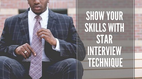 How to use the STAR interview technique in English Interviews