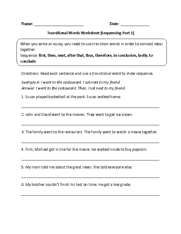 high school essay writing exercises