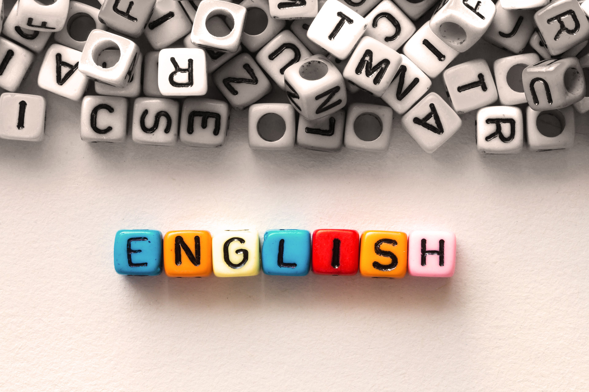 mot a savoir cv en anglais
