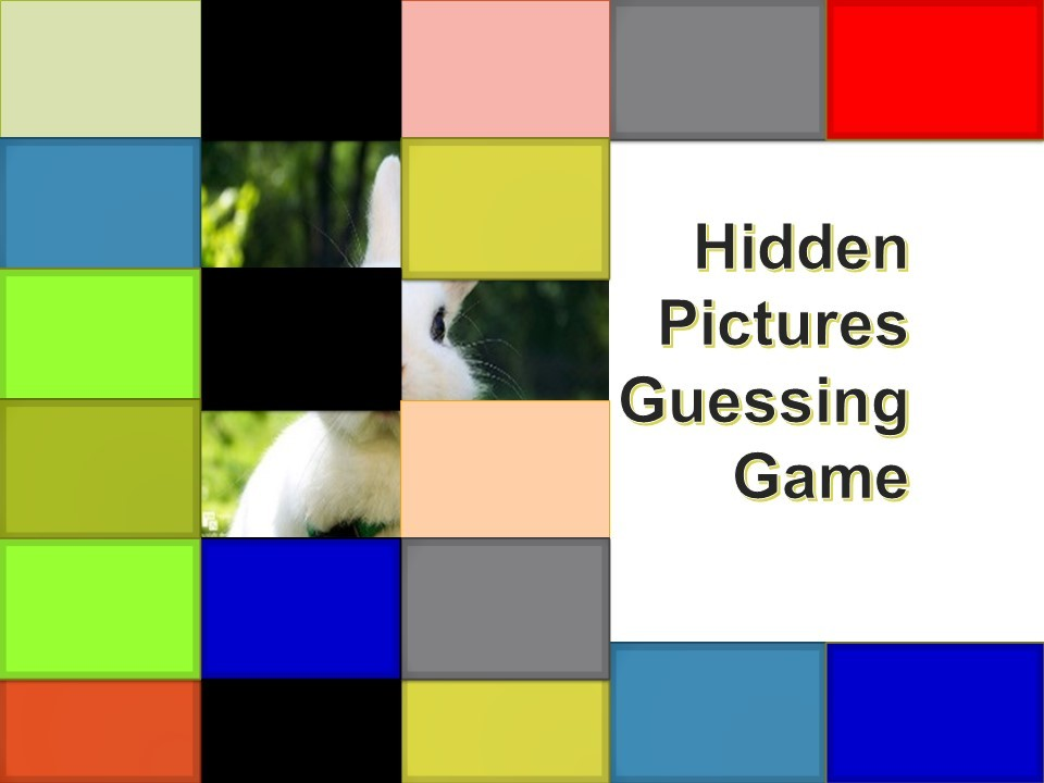 Hidden Pictures ESL Powerpoint Games Powerpoint - oukasinfo