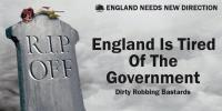 Make Your Own Tory Tombstone Poster | English Warrior