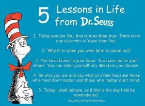 5 Lessons to live by