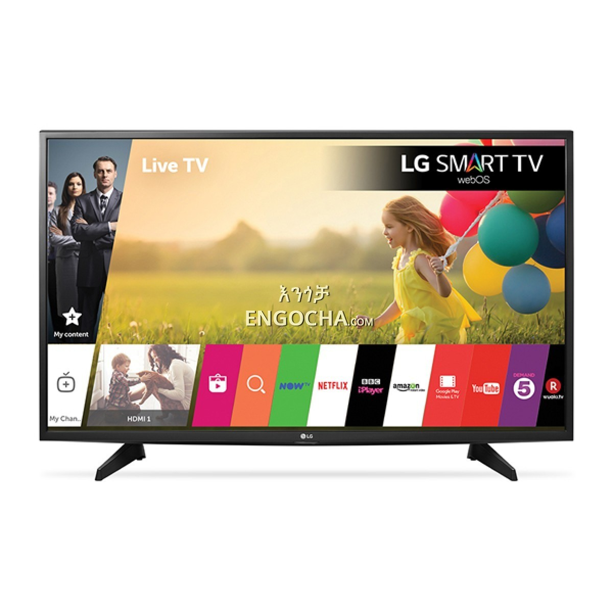 43 Inch Tv Lg Smart Led Tv 43 Inch