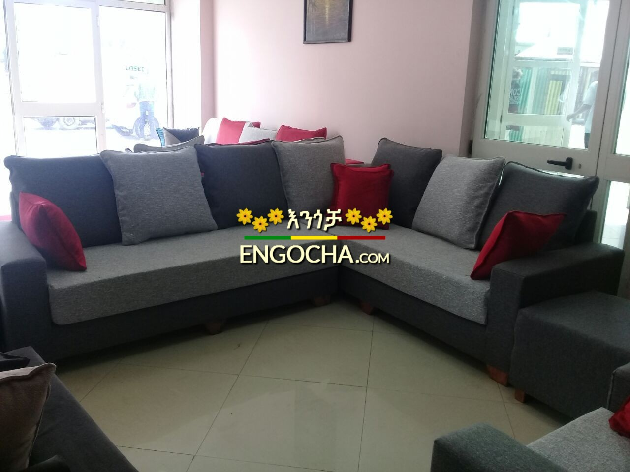 L Shape Sofa Set Designs+price Most Expensive New Sofa For Sale Price In Addis Ababa Ethiopia