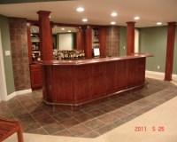 Cool Basement Bar Ideas 2 Picture - EnhancedHomes.org