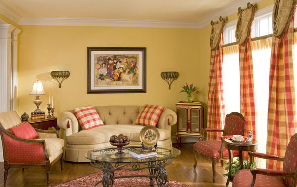 Traditional Living Room Design Ideas 4 Designs - Enhancedhomes.Org