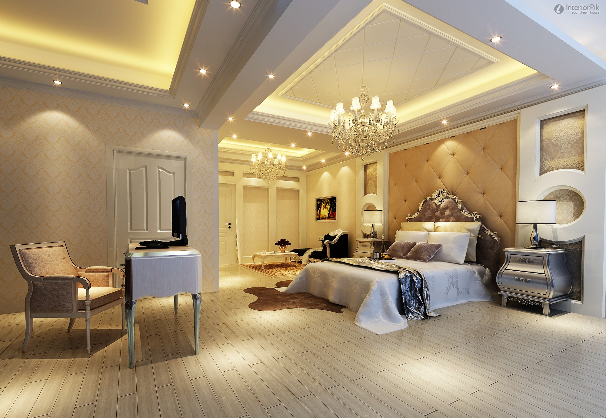 Big Bedroom Decorating Ideas Big Bedrooms 8 Decoration Inspiration Enhancedhomes Org