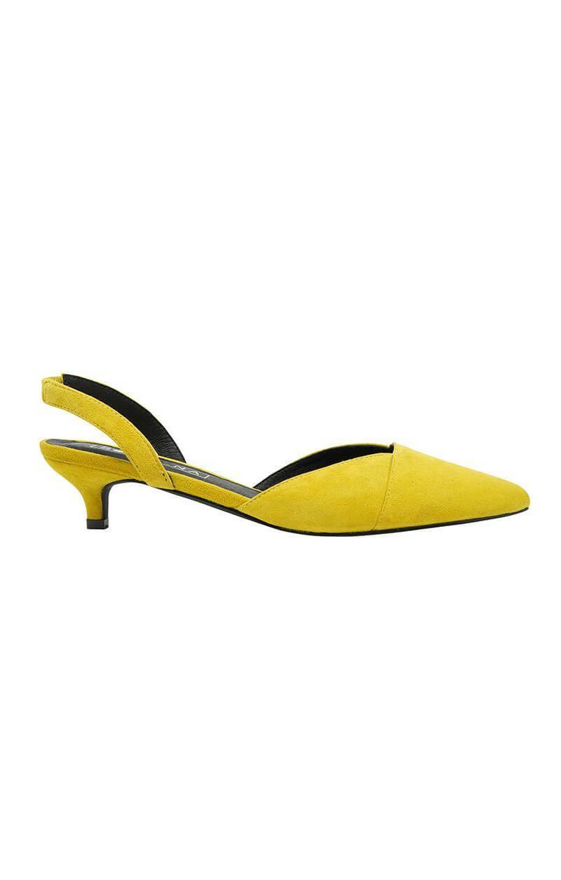 Sol Sana Sol Sana Kate Heels Lemon Yellow