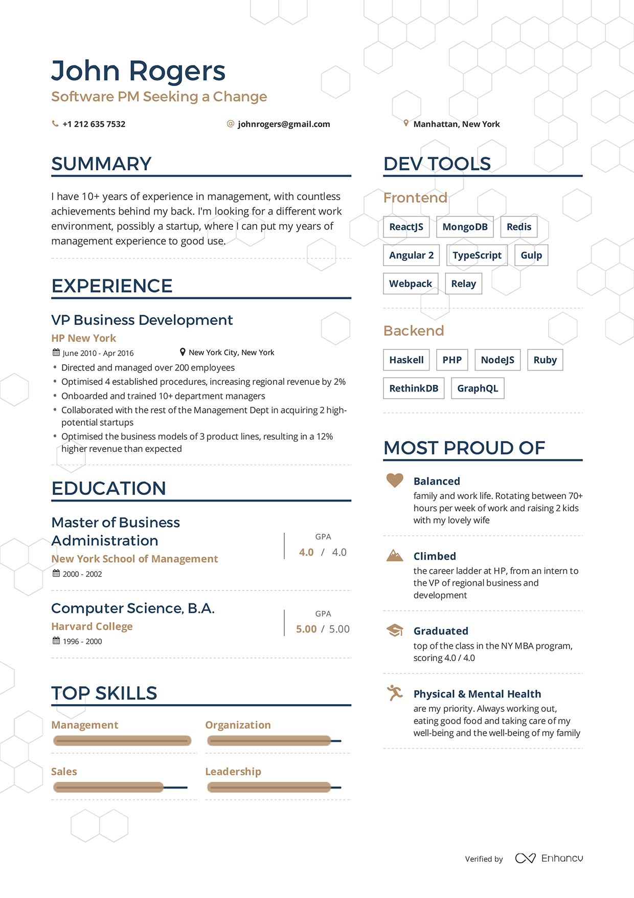 Resume Samples That Will Get You Hired