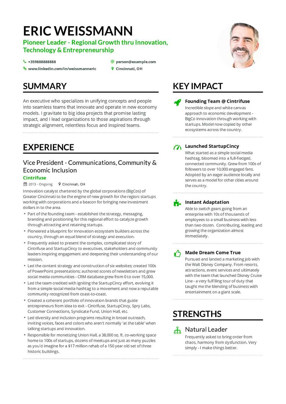 custom templates for resumes