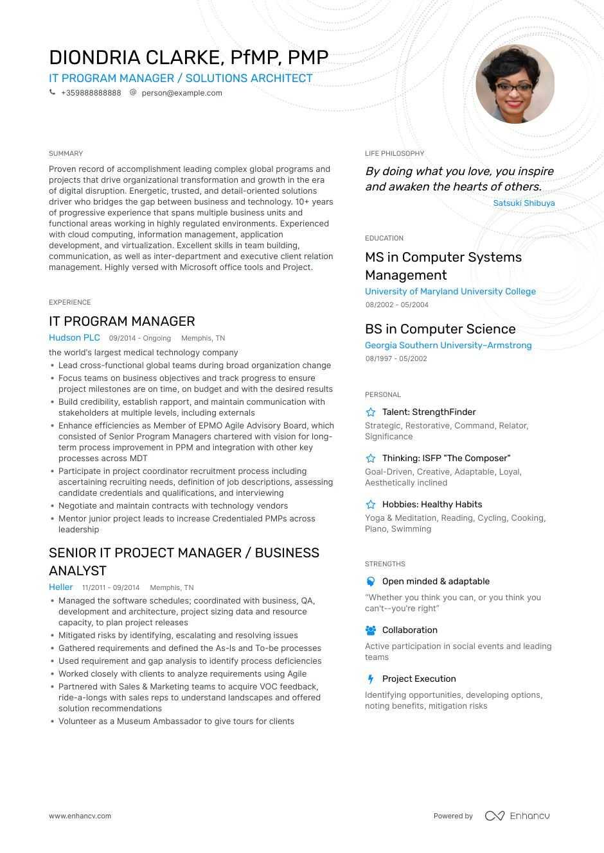 custom resume templates free