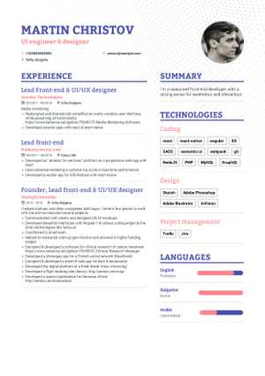 The best 2019 Information Technology\u2014IT resume example guide