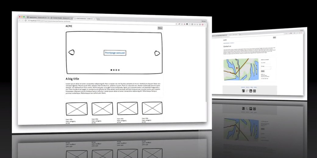 This is how you build a responsive website wireframe - Enonic