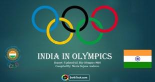 India in Olympics 1