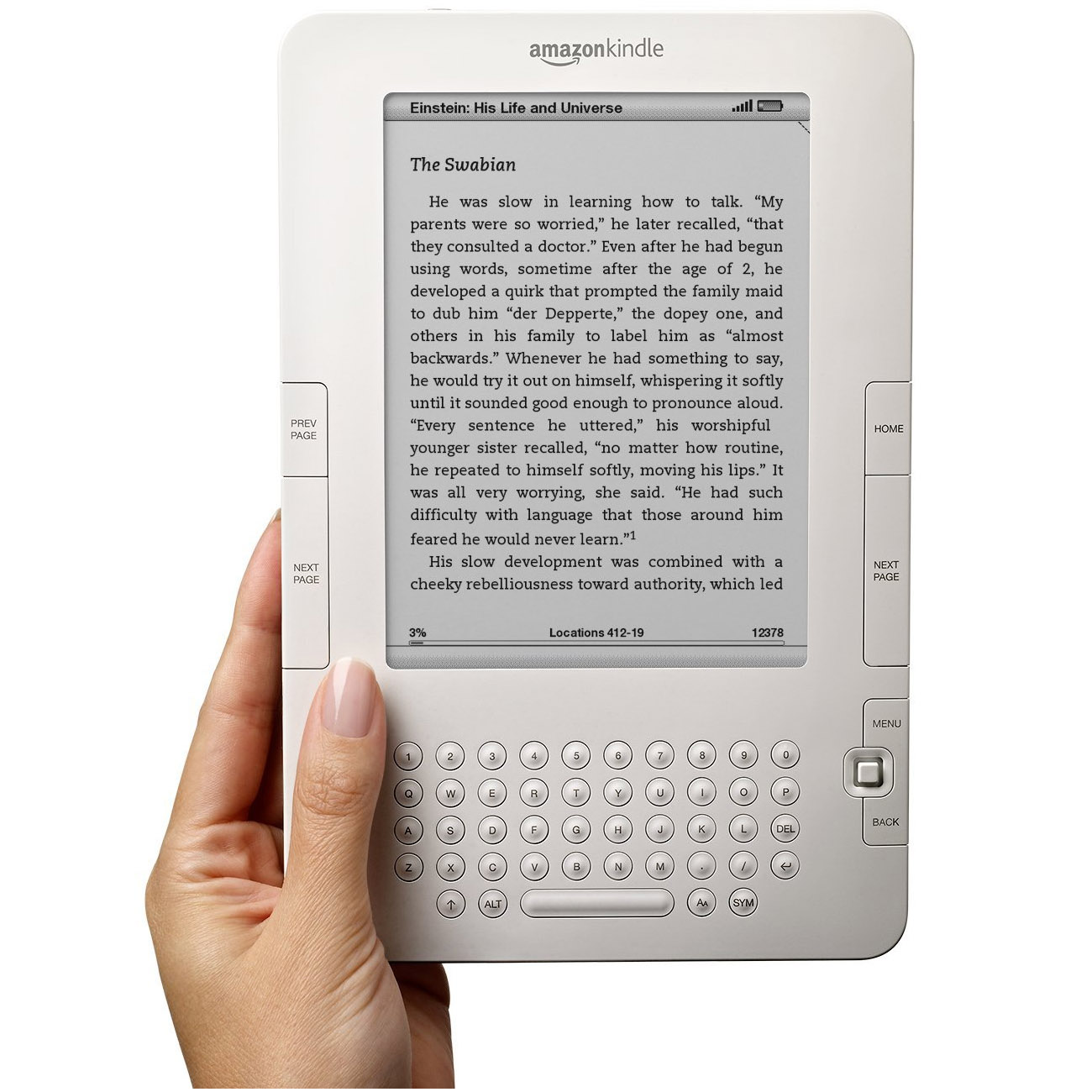 Amazon.es Kindle Libros Mis Impresiones Sobre El Kindle Enrique Dans