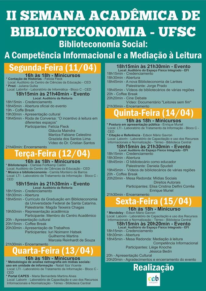 poster-semana-academica-biblioteconomia