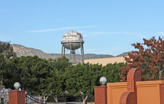 disney water tower