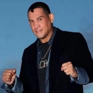 Ex boxeador Macho Camacho