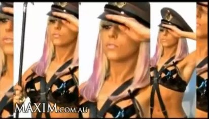Maxim Lady Gaga
