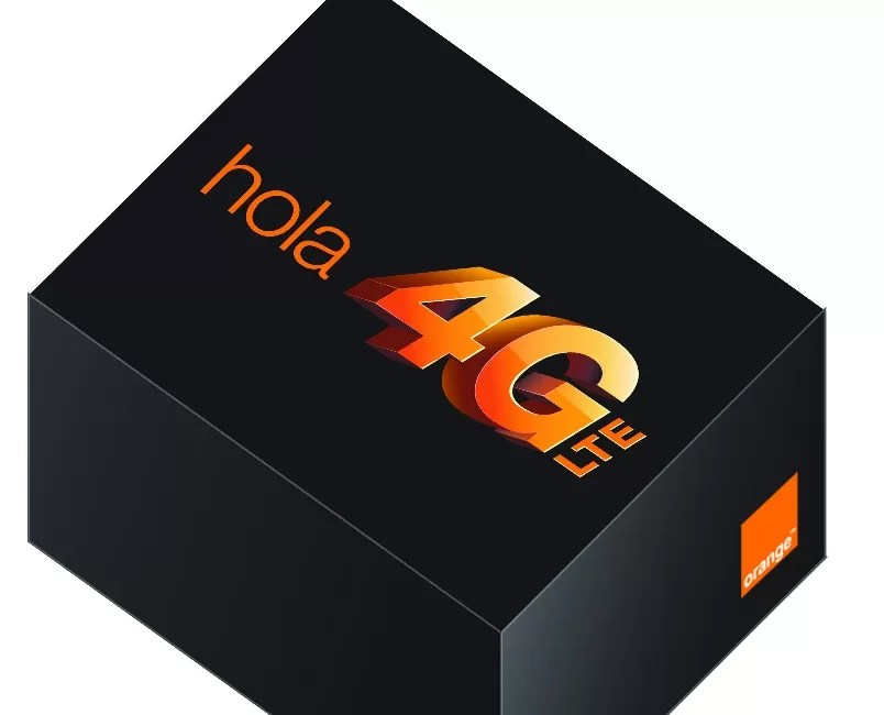 4G de Orange