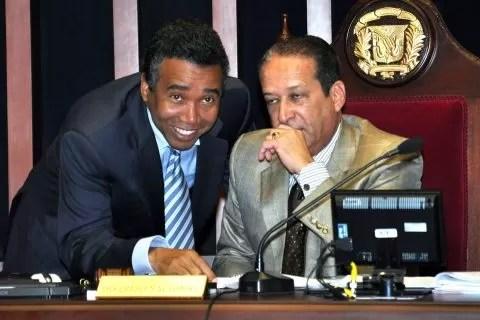 Felix Bautista y Reynaldo Pared