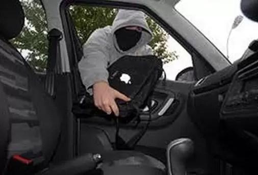 ladron carros