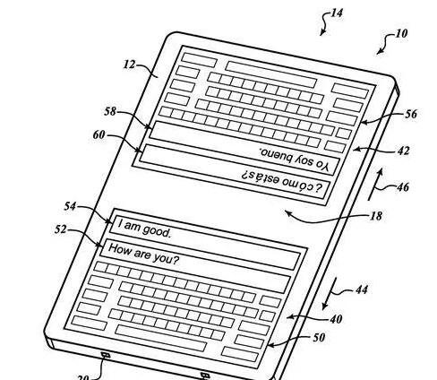 teclado google