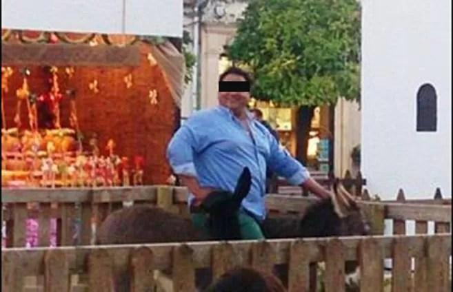 burro belen