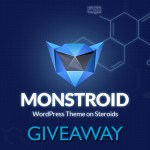 Monstroid Giveaway: Win a Bestselling WordPress Theme!