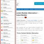 Thrive Content Builder Alternative  ~ Forge content Builder